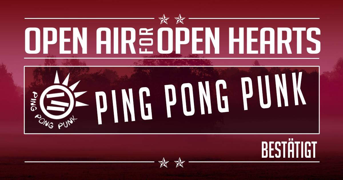 Ping Pong Punk
