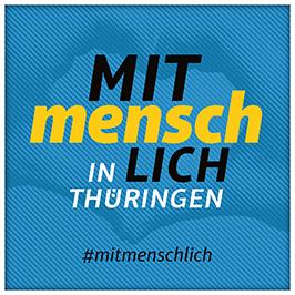 Mitmenschlich in Thüringen