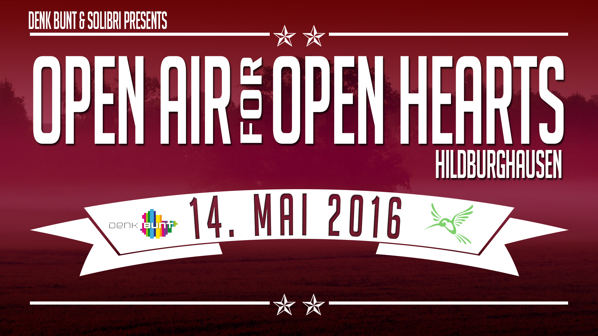 Open Air for Open Hearts